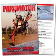 Paramotor Magazine, Issue No 21, Oct - Nov 2010